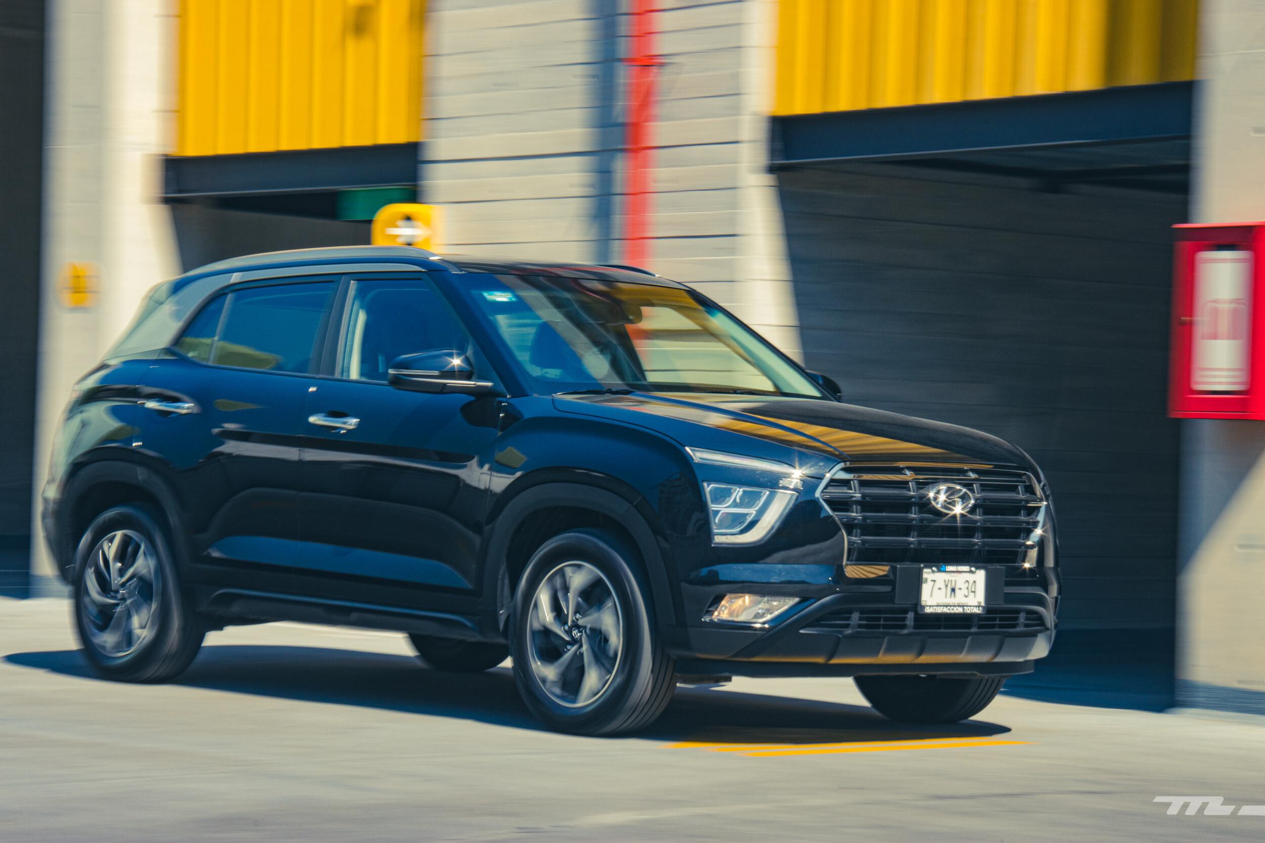 Foto de Hyundai Creta Limited Turbo: prueba de manejo en México (23/43)