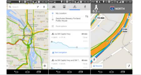 Google Maps llegará con una mejor experiencia de rutas para ciclistas