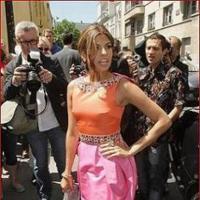Backstage desfile Christian Dior Alta Costura 2008 ¿Eva Mendes o Liv Tyler?