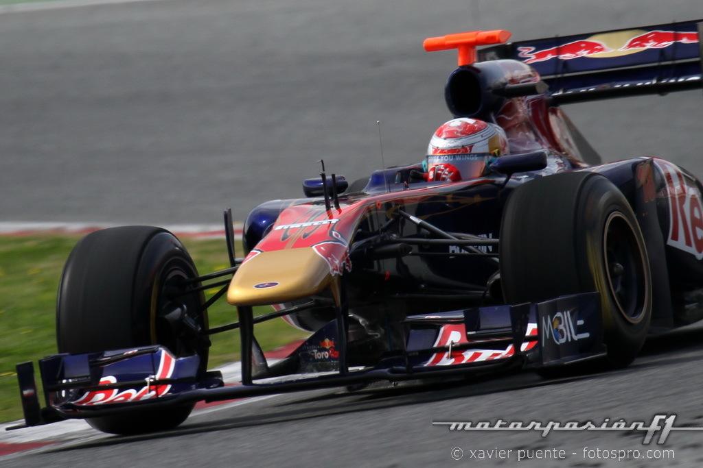 Foto de Entrenamientos Pretemporada 2011 - Circuit de Catalunya (II) - Miercoles (47/50)