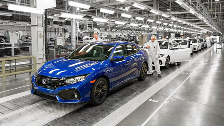 Fabrica Honda Uk