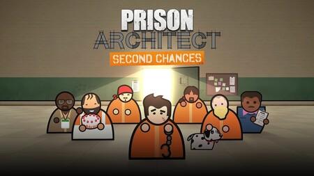 Prison Architect: Second Chances demostrará en junio que para los presos también existe una nueva oportunidad en la sociedad