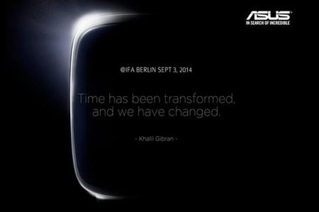 Con un teaser Asus nos confirma el lanzamiento de su propio reloj inteligente