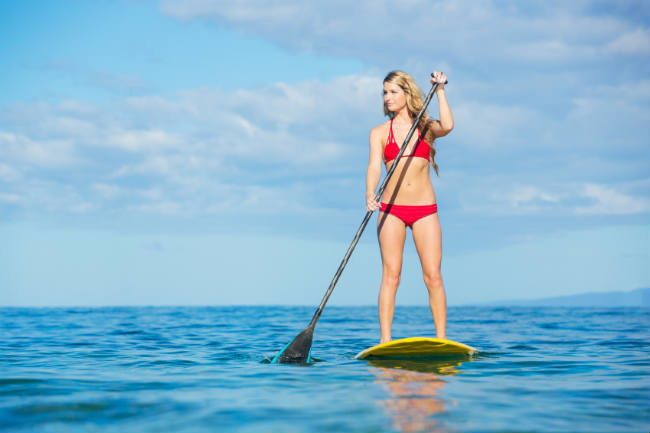 Recomendaciones a tener en cuenta a la hora de practicar paddlesurf