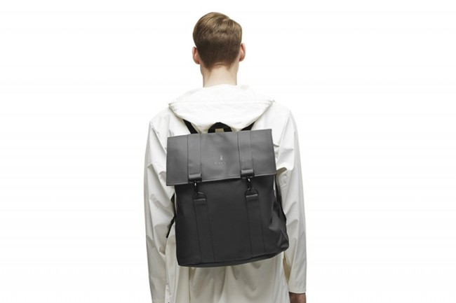 Estilo y simplicidad danesa: la mochila Rains Msn en seis colores