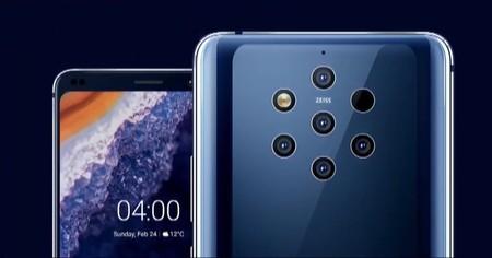 Nokia 9 PureView: El primer móvil con cinco cámaras del mundo ya es real