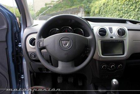 Interior Dacia Dokker