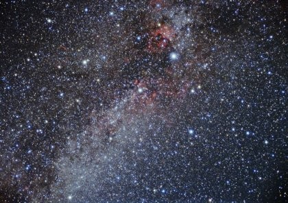 Sky Map, un planetario desde tu navegador