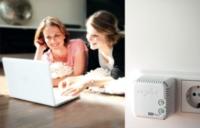 Devolo se toma en serio la tecnología PoweLine en CeBIT 2013