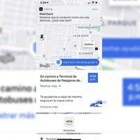 Llamadas rápidas al 911 si tu conductor de Uber toma una desviación: RideCheck usa tu GPS para hacer los viajes más seguros