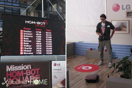 Hom Bot LG - 3