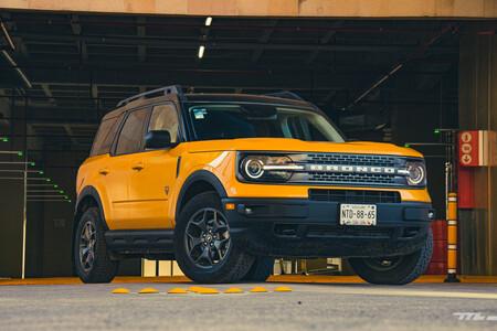 """Ford Bronco Sport, a prueba: el """"baby-Bronco"""" tiene espíritu retro y es un genuino SUV de aventura"""