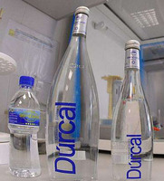 Agua mineral Dúrcal, directamente de las nieves de Sierra Nevada