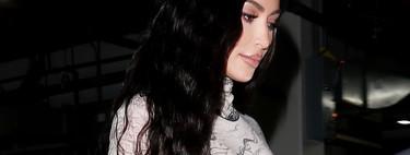Lo imposible ha sucedido: Kim Kardashian se ha vuelto a superar con su (arriesgado) look