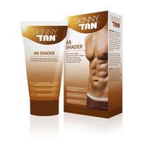 Ab-Shader de Skinnytan, un autobronceador natural desarrollado específicamente para los hombres