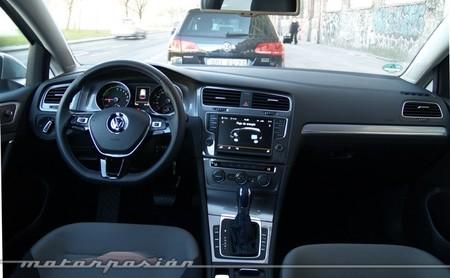Volkswagen e-Golf salpicadero