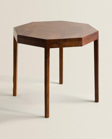 mesa octagonal