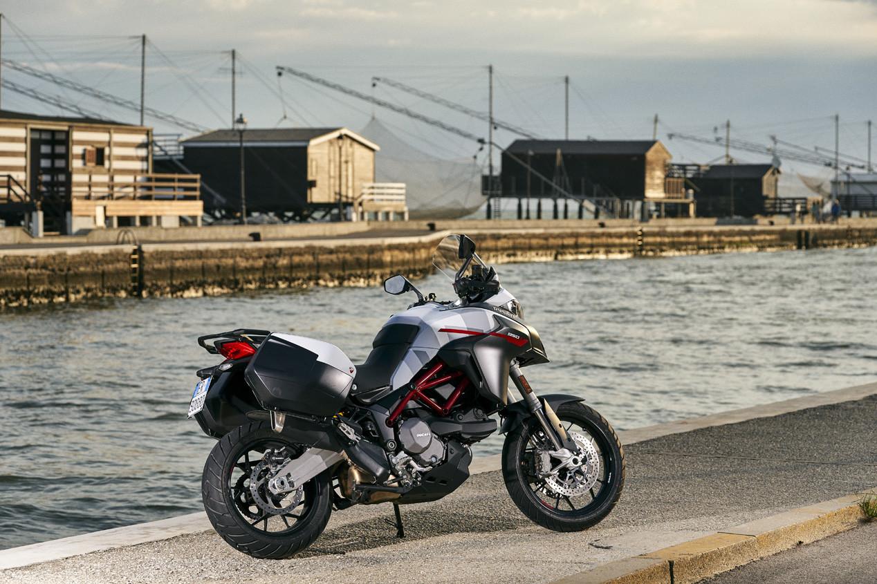 Foto de Ducati Multistrada 950 S GP White 2020 (4/8)