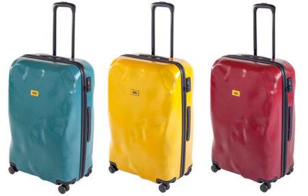 Crash Baggage, o cómo dejar de preocuparte por que abollen tu maleta