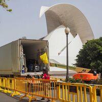 Fuerteventura y Tenerife, entre las poblaciones en que se ha rodado 'Fundación' para Apple TV+