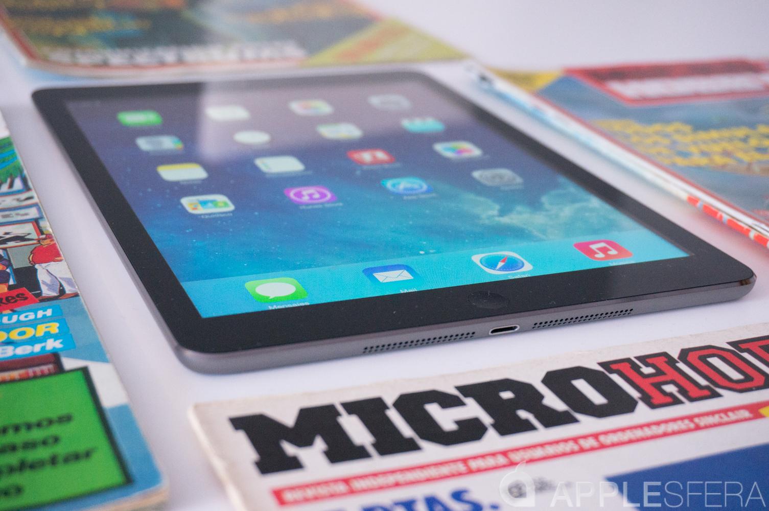Foto de Así es el nuevo iPad Air (9/34)