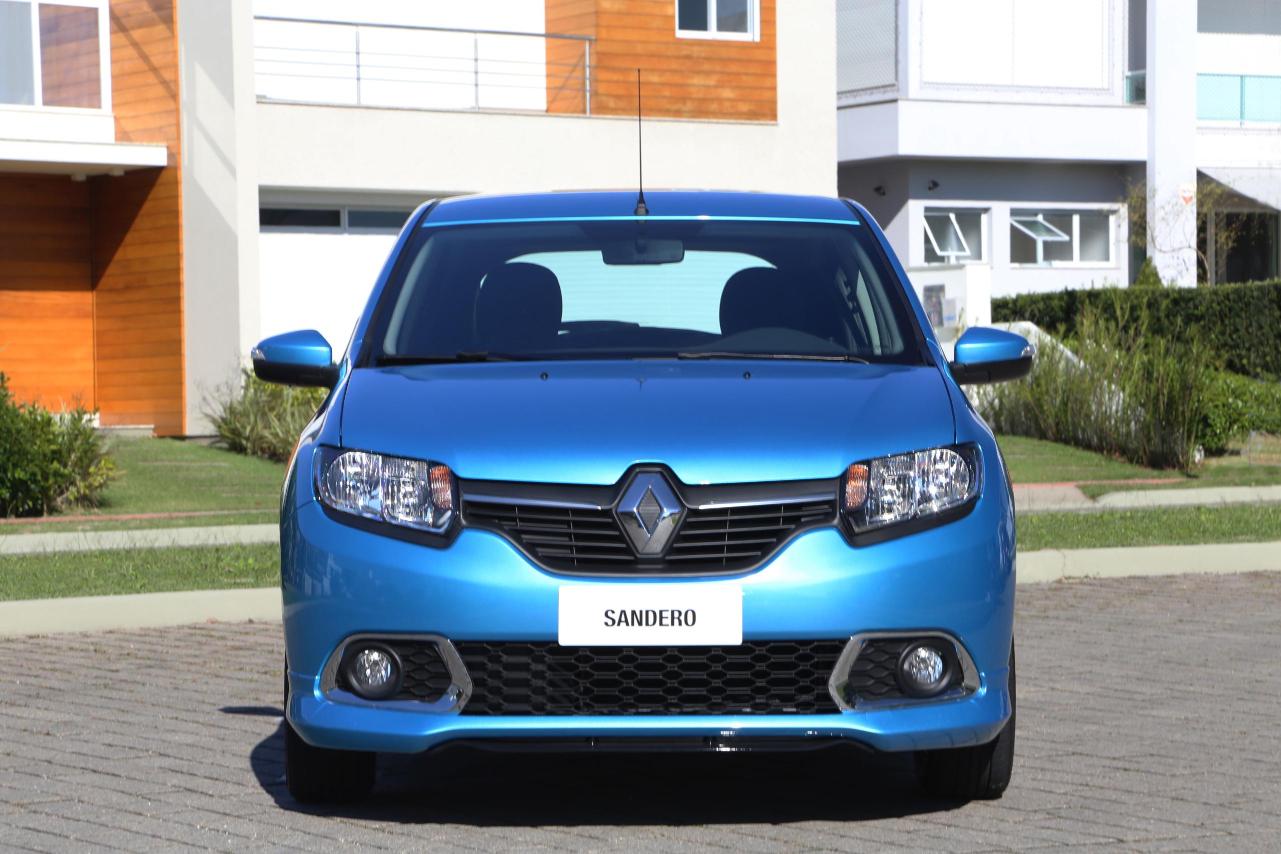 Foto de Renault Sandero 2017 (10/11)