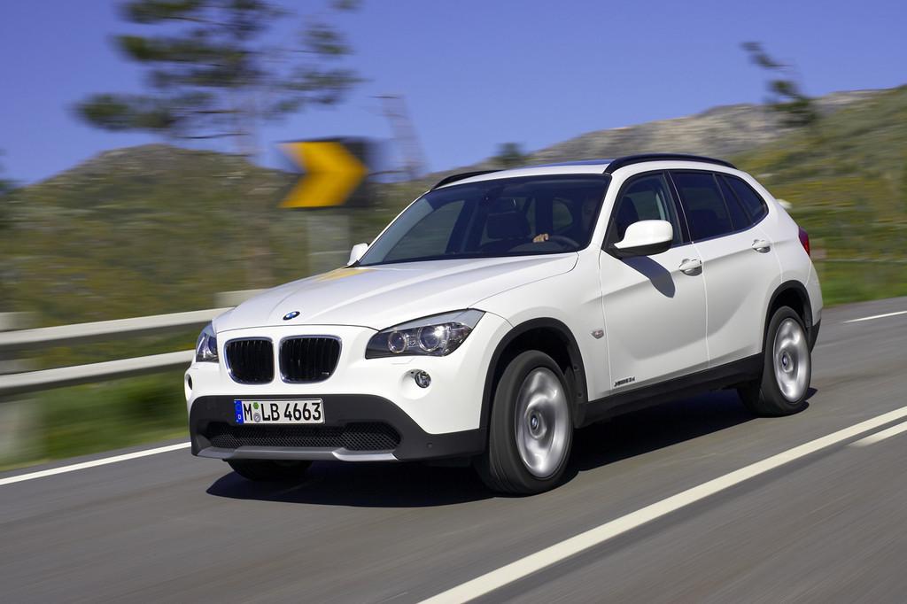 Foto de BMW X1 (26/120)