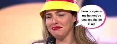 """Marta Peñate se desmorona por primera vez ante Lester en 'El Debate de las Tentaciones': """"Yo te quiero"""""""