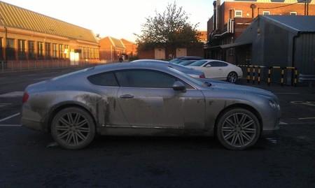 Bentley GT Speed Top Gear
