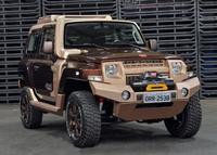 Ford Troller T4 Off-road concept