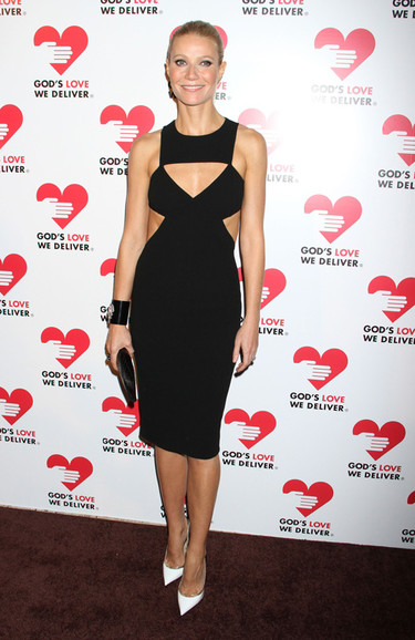 Hay una gala donde todas rejuvenecen, los Premios Golden Heart 2012