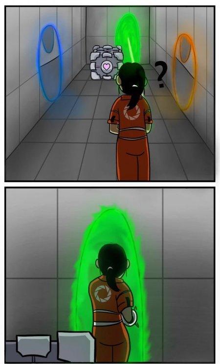 El tercer portal