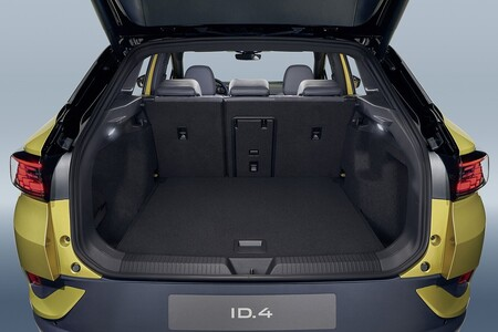 Nuevo Volkswagen ID.4 2020 SUV eléctrico maletero