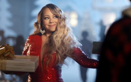 El emporio de All I Want For Christmas Is You de Mariah Carey: 60 millones de dólares y hasta un Funko