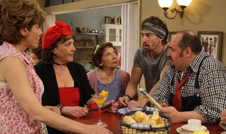 'Stamos okupa2', una comedia insulsa y... ¿plagiada?