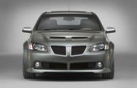 2008 Pontiac G8, el Commodore americano