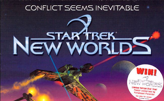 Star Trek New Worlds