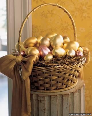 Foto de Huevos de Pascua decorados (5/6)