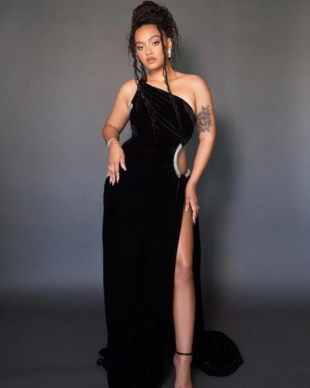 Kiersey Clemons Prabal Gurung Golden Globes 2021