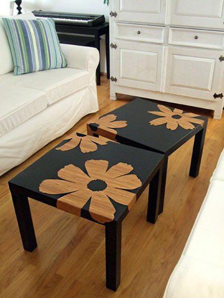 19 ideas para hackear tu mesa lack de ikea y darle nueva vida - Ikea mesas de tv ...