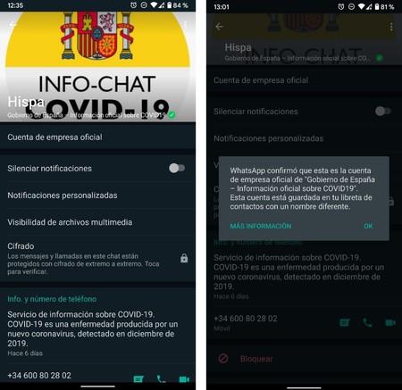 Covid 19 Chat