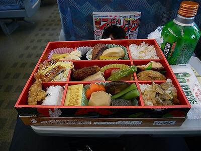 Viajar a Japón: la comida