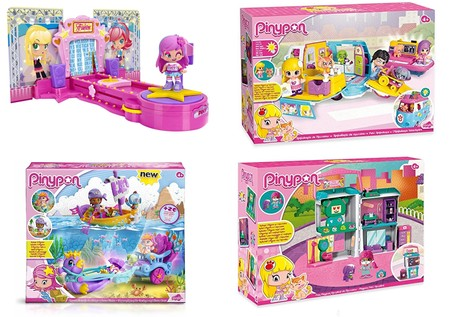 4 ofertas en juguetes Pinypon en Amazon para quien aun necesite comprar regalos de navidad