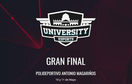 Todo está preparado para las finales de University Esports de este fin de semana