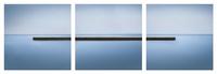 Anatomía de una foto: Plataforma sobre el mar (tríptico), por llves