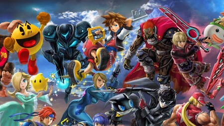 Super Smash Bros Sora 03