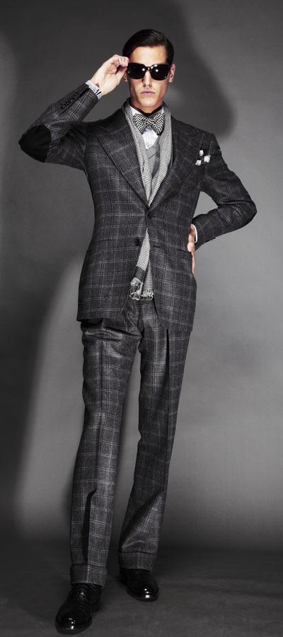 Foto de Tom Ford, colección masculina para el Otoño-Invierno 2011/2012 (24/44)