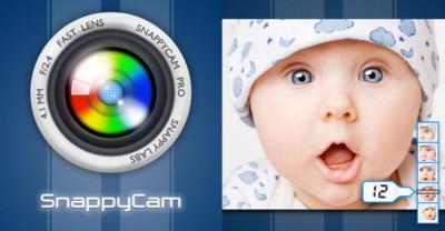 Apple compra SnappyLabs, la empresa creadora de SnappyCam