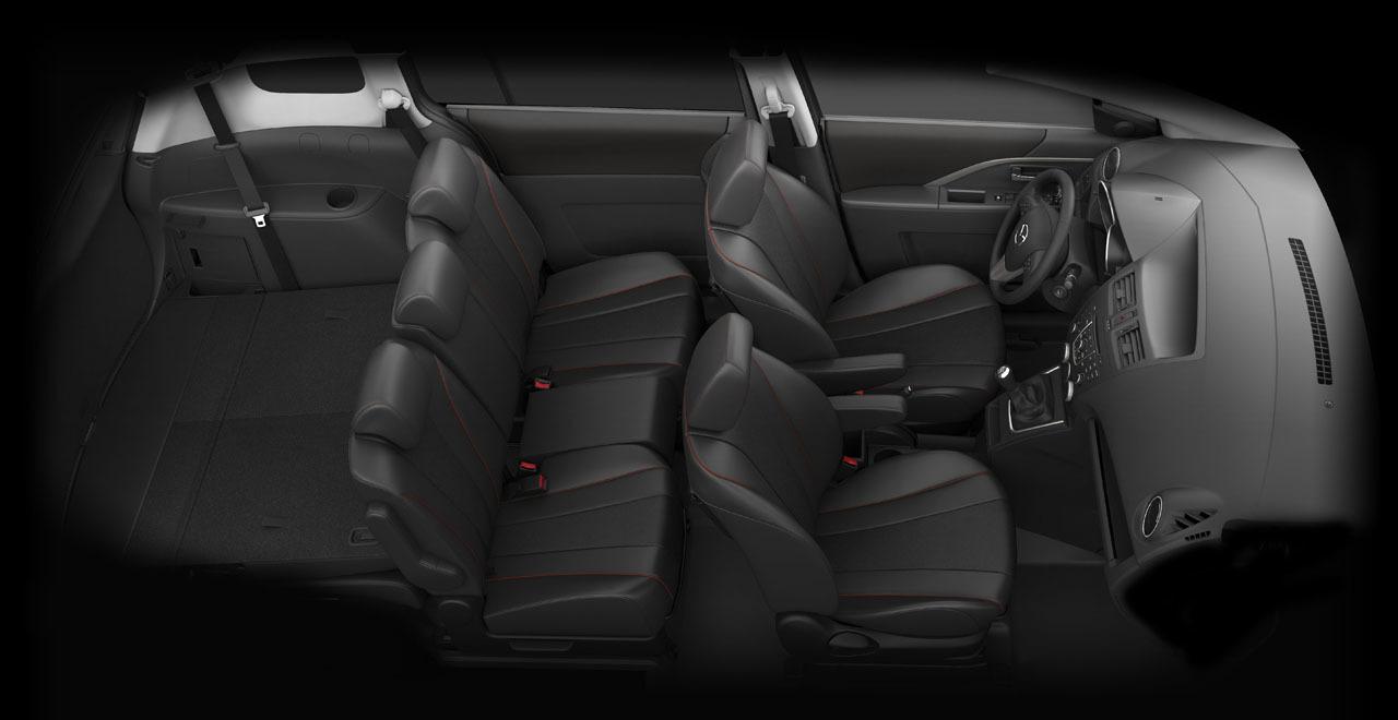 Foto de Mazda5 2010 (98/121)
