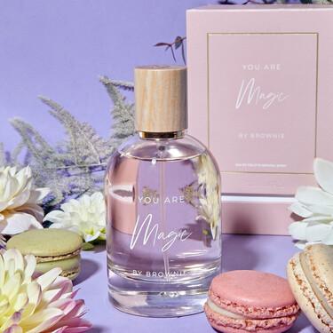 Un perfume y una vela: estas son las nuevas (e ideales) apuestas beauty de la firma de ropa española Brownie